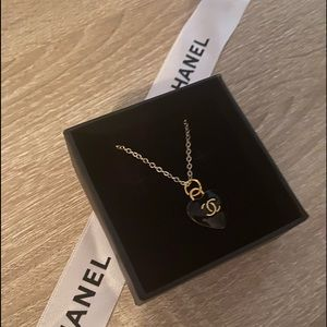 ✨🖤✨Authentic CHANEL 🖤 Zipper-Pull✨🖤✨Necklace✨